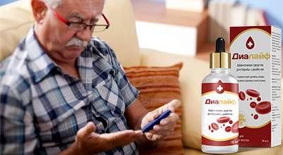 Капли Диалайф от диабета